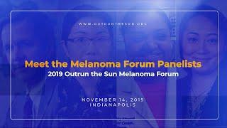 2019 Outrun the Sun Melanoma Forum