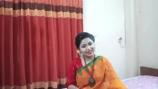 Aj mon cheyeche / আজ মন চেয়েছে / Cover / Safa Mohsin / Bangla song