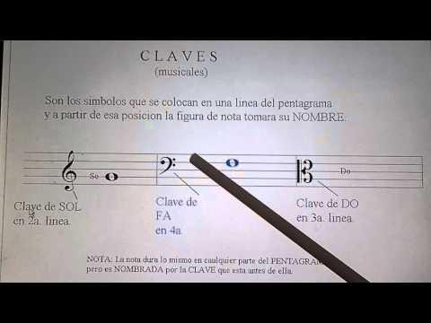 CLASE 1 DE MUSICA EL GRAN PROFESOR (nivel inicial)