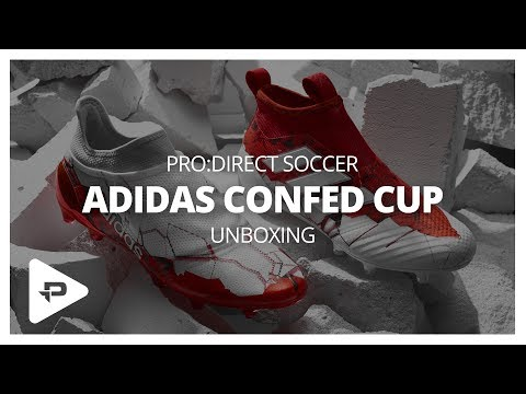 Unboxing: Adidas Confederations Cup Pack