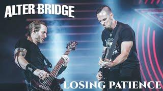 ALTER BRIDGE - LOSING PATIENCE   LEGENDADO PT-BR/EN