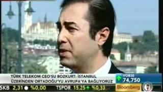 K.Gökhan Bozkurt - Pantel Lansman - Bloomberg HT Canlı Yayın