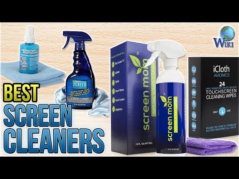 10 Best Screen Cleaners 2018