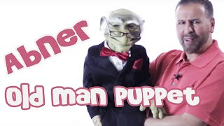 All Pro Puppets - Puppets for Sale - Old man puppet