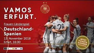 DFB-Frauen: Finale für Hrubesch in Erfurt