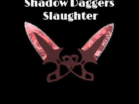 Cs Go Shadow Daggers Slaughter Fn Gameplay Hd Youtube