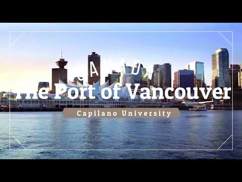 Capilano University - NABU 318 - The Port of Vancouver