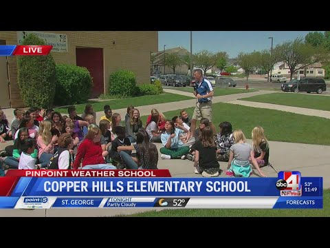 Part 2: Weather School at Copper Hills Elementary School