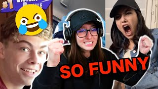 REACTING TO FUNNY TIK TOK COMPILATION