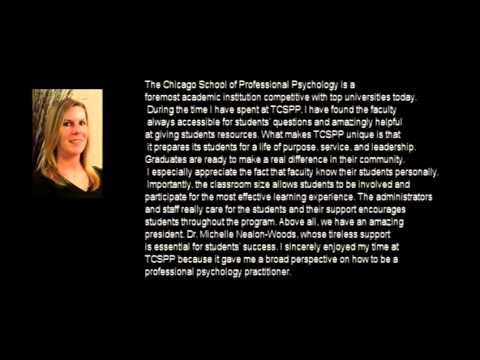 The Chicago School of Professional Psychology | Chicago School Review