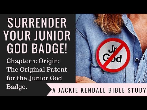 Surrender Your Junior God Badge - Chapter 1: Origin: The Original Patent for the Junior God Badge