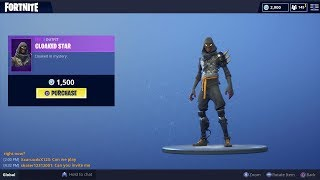 *NEW* DAILY ITEM SHOP UDATE SEPT. 23rd | NEW CLOAKED STAR IS OUT RIGHT NOW! | Fortnite Battle Royale