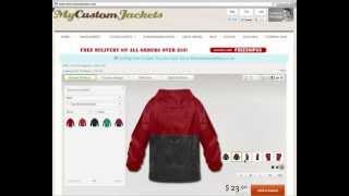 Custom Jackets - Design Your OWN Custom Jackets Online!