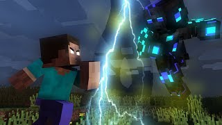 Minecraft fight animation do you like this video? thanks for subscribing music epic battle