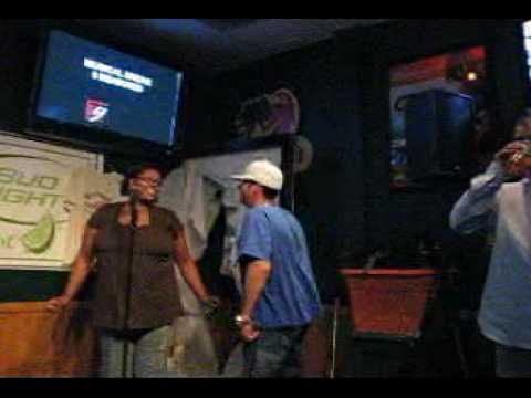 Rob Base & DJ EZ - It Takes Two - YouTube Karaoke Challenge - 10/16/2009