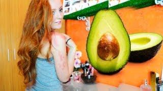 СУПЕР маска для волос из авокадо от MakeupKaty