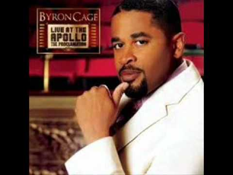 "BYRON CAGE ""With All of My Might"" Live at the Apollo: The Proclamation 2007"