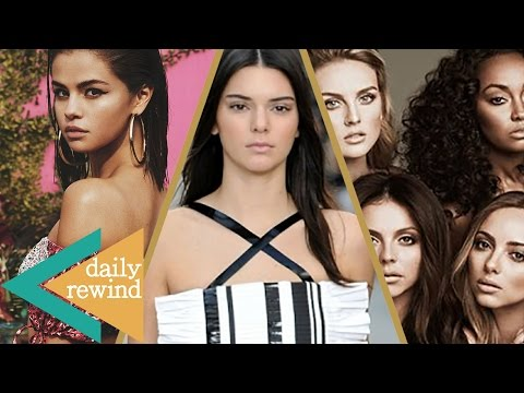 Selena Gomez THROWS SHADE at Justin Bieber, Kendall Jenner's ROBBERY, Little Mix Splitting Up? -DR