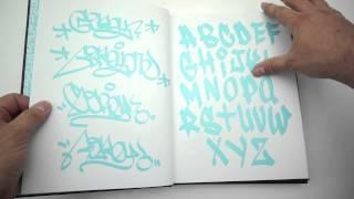 ArtPrimo.com Presents:  Flip the Script Graffiti Typography Book review