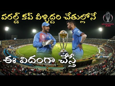 ICC Cricket World Cup 2019 Team India About | MS Dhoni | First Kohli