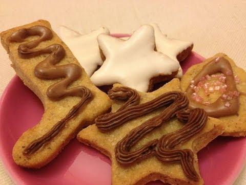 weihnachtspl tzchen rezept zum kekse backen f r. Black Bedroom Furniture Sets. Home Design Ideas