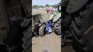 Гонки на тракторах «Бизон-Трек-Шоу 2019»|CCTV Русский
