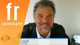 "Repeat youtube video ""Der Healingcode"" Webcast mit Dr. Alex Loyd"