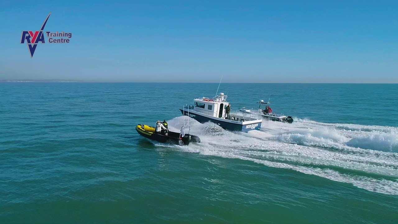 Electricity Basic Navy Training Courses Rya Power Boat Sea Sussex Youtube