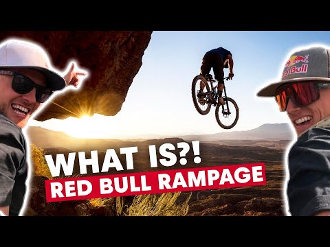 This is the fiercest MTB event of the year | Red Bull Rampage w/ Matt & Johnny