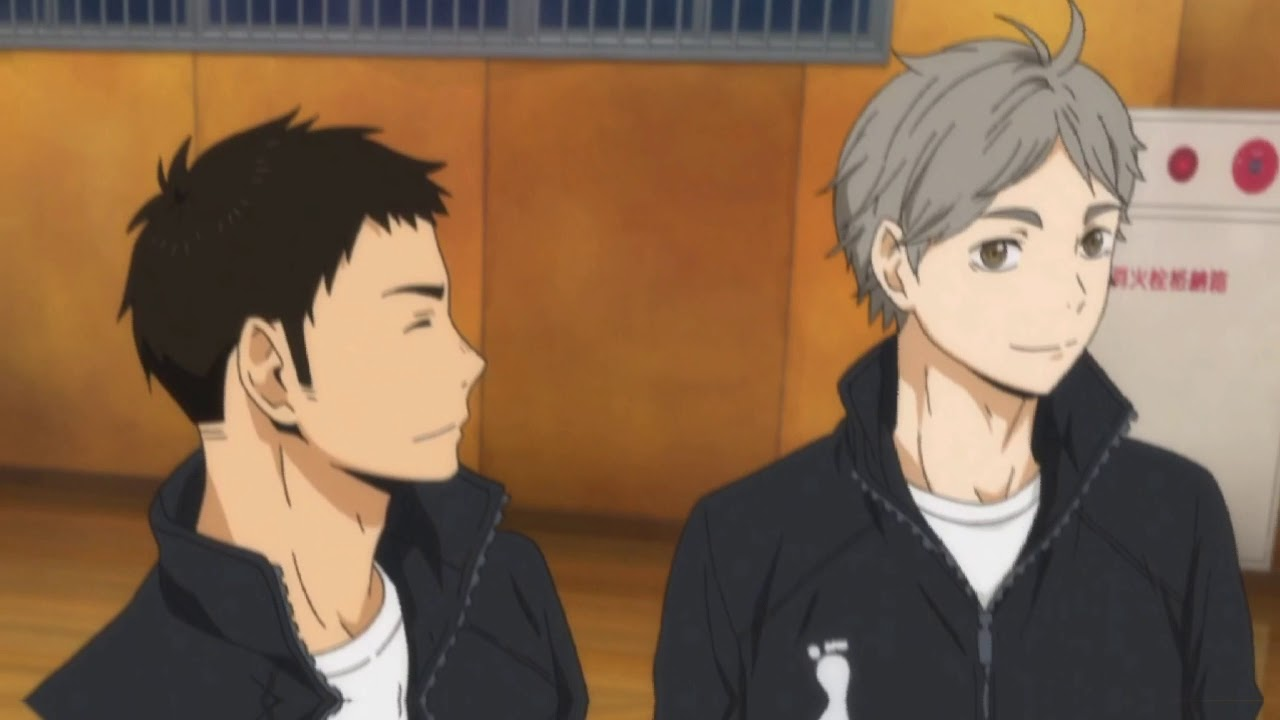 i bleed black and blue for your heartstrings [daisuga]