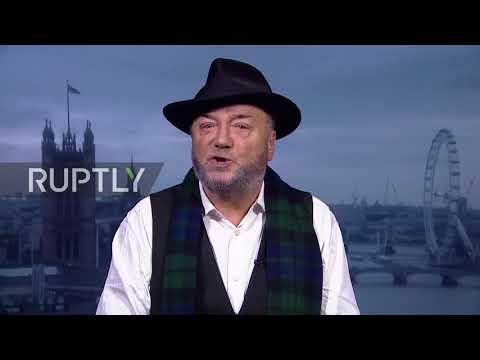 UK: Galloway warns US govt taking 'dark and dangerous path' over RT