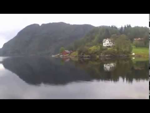 Norway, Bergen, trip to the Fjords
