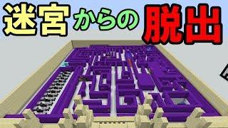 【マインクラフト】迷宮からの脱出【Hamanoさん企画イベント】 thumbnail