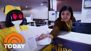 How Medical Robots Are Changing – And Saving – Lives | TODAY