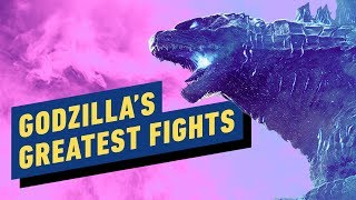 Godzilla's Greatest Fights
