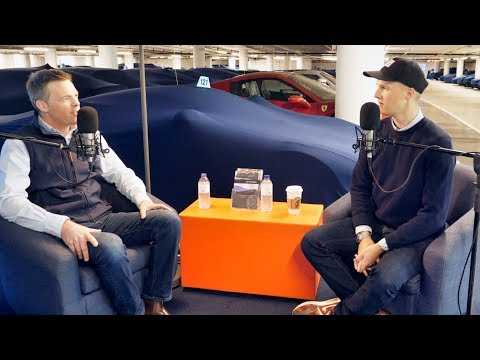 Tim Earnshaw; Built His Own Car Aged 14 & Now Babysits Hypercars