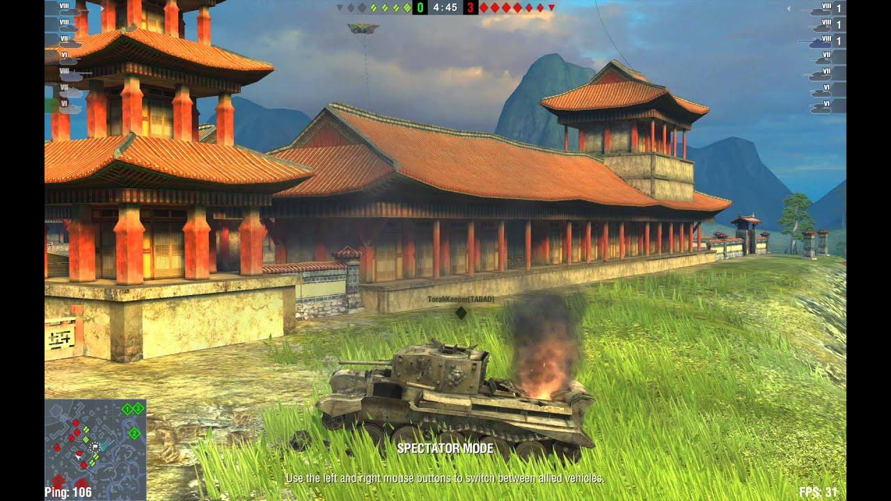 world of tank blitz on mac os x