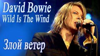 Скачать David Bowie Wild Is The Wind Перевод Субтитры