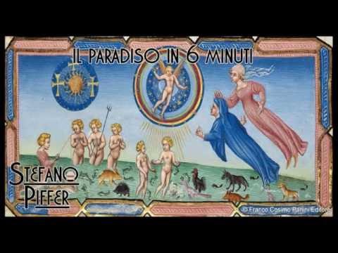 Divina Commedia, il PARADISO in sei minuti