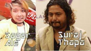 Sagar Ale Nepal Idol बाट out भएपछि पहिलो चोटि Suraj Thapa बोले ! भावुक छ सन्देश