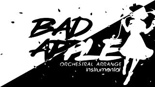 【Touhou】 -Bad Apple- (Orchestral Arrangement) Instrumental MP3