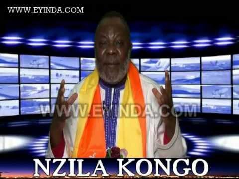 NZILA KONGO: Le christianisme(la bible) est une prison pour l'homme noir...