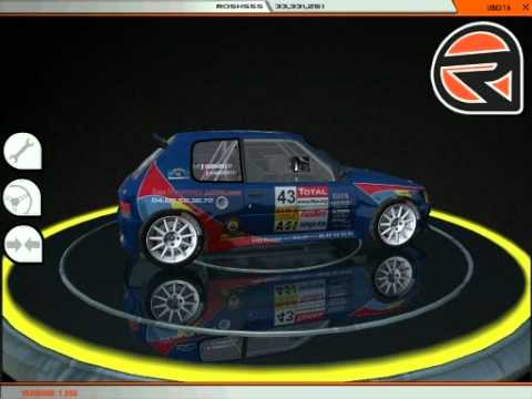 Rfactor Rally World 3 0 Kit Cars Mod Youtube