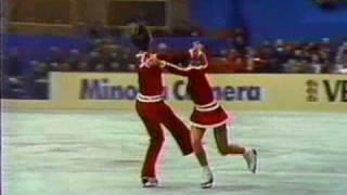 Moiseeva & Minenkov (URS) - 1980 Worlds, Ice Dancing, Free Dance