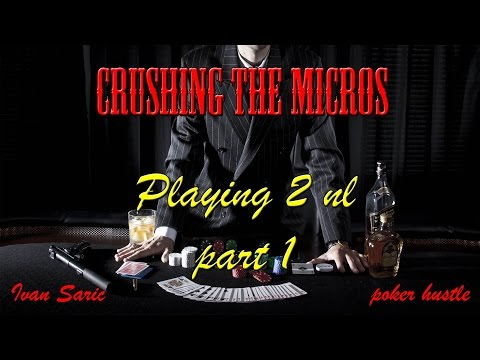Pokerstars - Grinding Fish at Micro stakes 2NL 6 Max Standard Tables (5$ per hour)