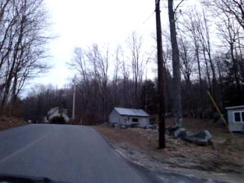 Driving Through:  Antrim, New Hampshire