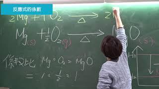 01 普通化學第一週重點影片:chapter 10(3/5) |賴意繡老師