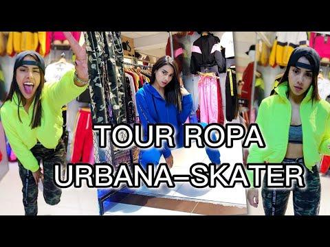 GAMARRA: TOUR ROPA URBANA-SKATER-TUMBLR (TIENDAS NUEVAS -BARATO)-Tati thumbnail