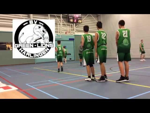 Caelian: Basketbalvereniging Green Lions Harlingen