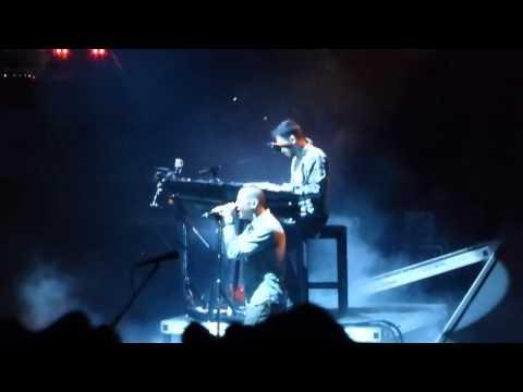 Linkin Park- Mountain View, CA, USA Honda Civic Tour (full show) 2012 HD